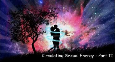 Circulating Sexual Energy