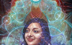 Energy Aura Woman