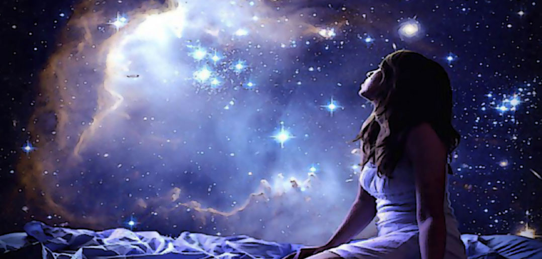 spiritual awakening can heal your sleep problems or insomnia