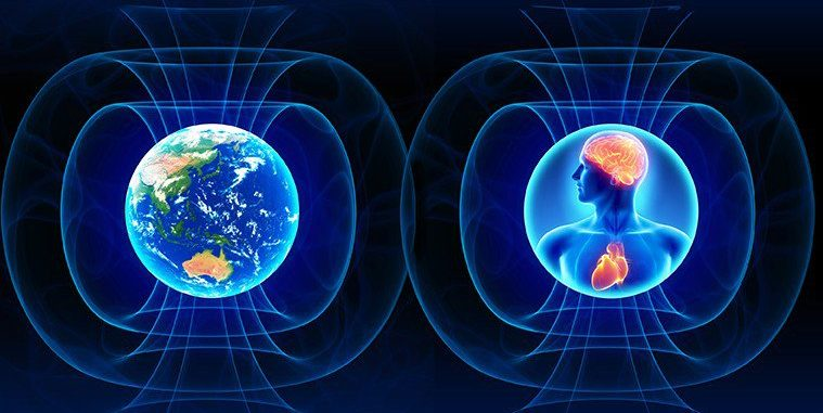 How The Human Heart Can And Does Affect The Earth's Electromagnetic Field