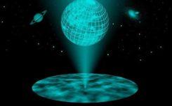 Hologram Matrix Earth