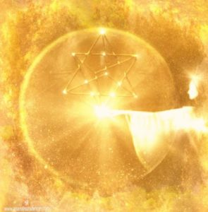 Radiant Light Merkabah