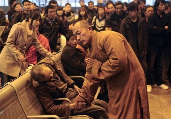 What Pictures Of A Monk Praying For A Dead Man Can Teach Us About Life