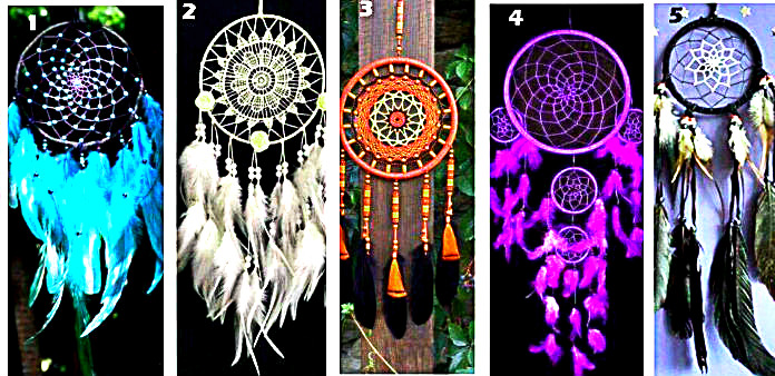 Choose One Of The Dreamcatchers And We Will Tell You Something Interesting About Your Personality