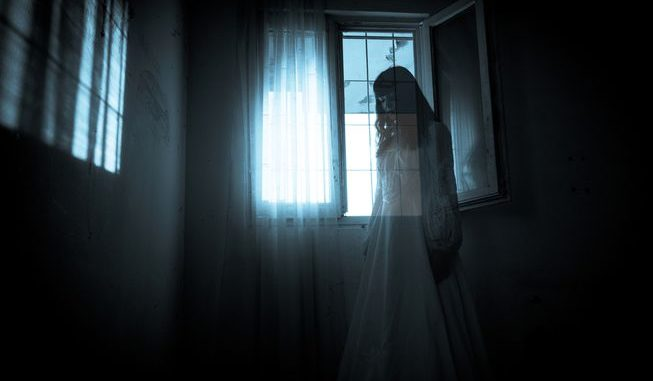 If You Spot Any of These 7 Signs Your House Might be Invaded by Ghostly Beings Ghost-house-653x381