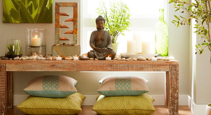 6 Ways to Fill Your Home With Positive Energy Tiny-spaces-meditation-rooms-700x381