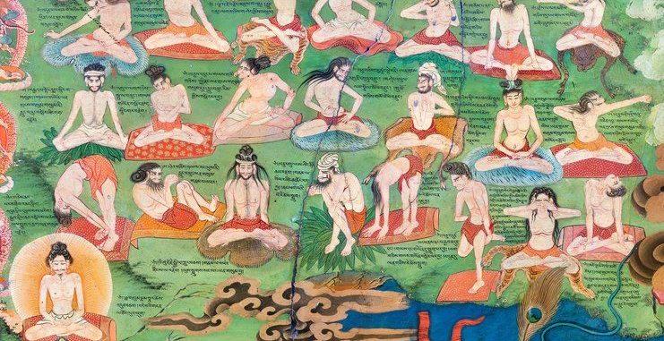 The Five Tsa Lung Trul Khor Exercises – Tibetan Yoga of Breath and Movement