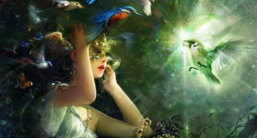 Synchronicity Fantasy - Law of Attraction