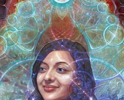 Energy Aura Woman