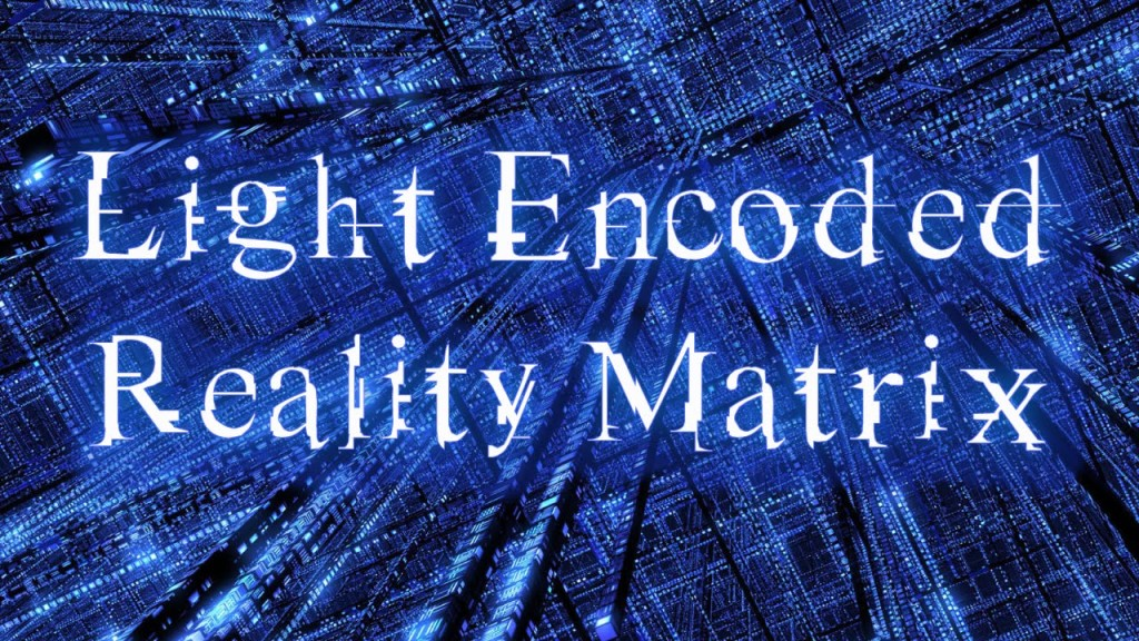 matrix codes words spells light