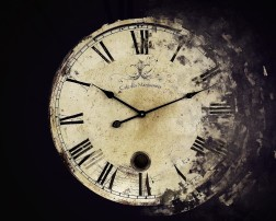 time does not exist