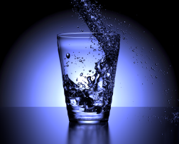 Fasting Water Glass
