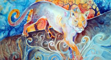 Spirit Animals - Panther