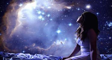 Spiritual awakening - sleep problems insomnia