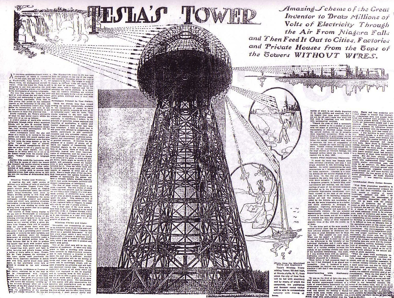 Nikola Tesla Tower