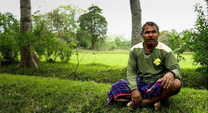 This Man Single-Handedly Planted A Forest Bigger Than Central Park