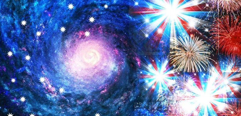 Vision Of Spiritual Freedom Coming To Earth
