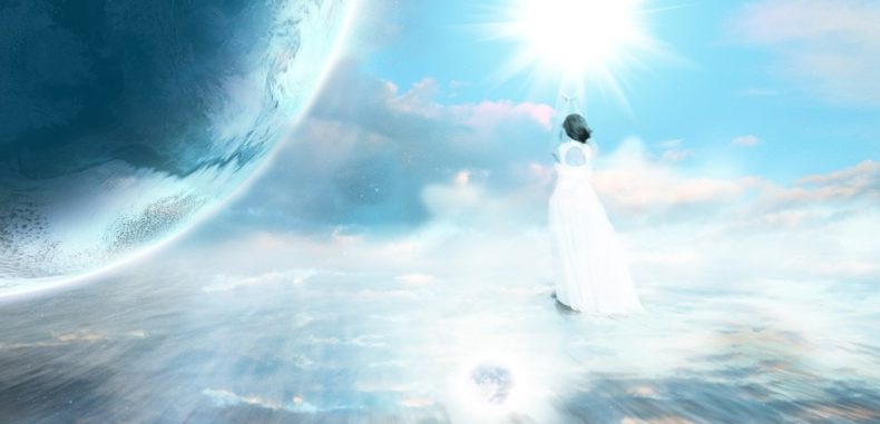 Ascension And Healing As We Reach The Place of 'No Time'