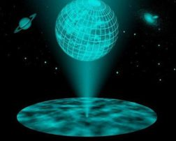 Hologram Matrix Earth