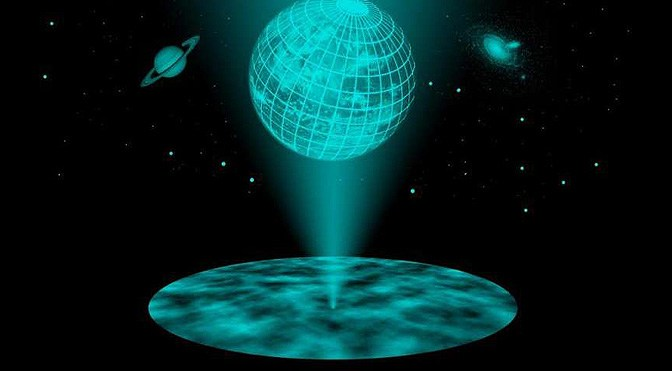 A New Matrix Provides A New Hologram For Earth