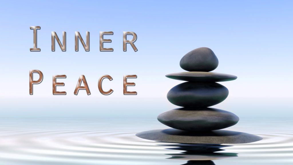 Feeling Inner Peace In A Non-Peaceful World