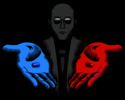 morpheus matrix fear