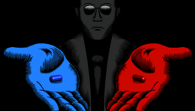 How The Matrix Of Fear Keeps Us Under Control