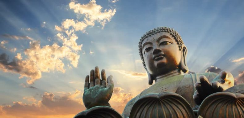 4 Essential Elements Of Love According To The Buddha